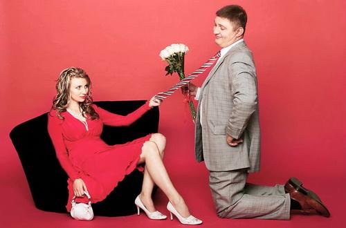 Можно ли замужней женщине флиртовать?