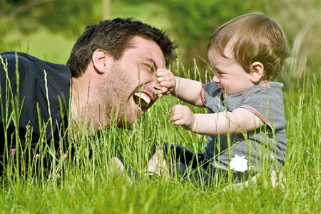 Как из мужа сделать идеального отца