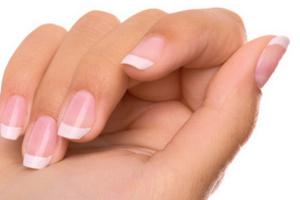 Когда ногти слоятся