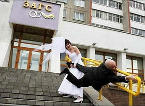Не торопите мужчину со свадьбой